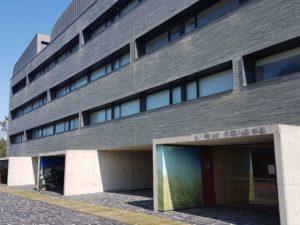 Apúlia, Pedrinha - Edifício