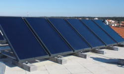 Painéis solares térmicos solarius