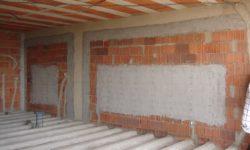 Aplicação de Piso Radiante Eléctrico em parede